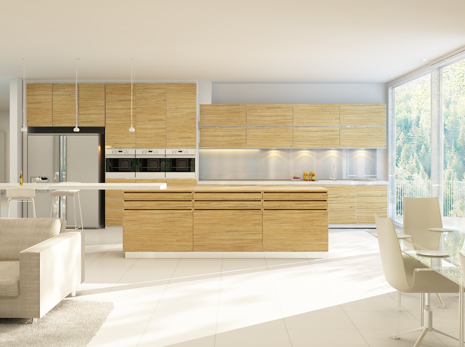 Decorating your perfect kitchen with laminates have never